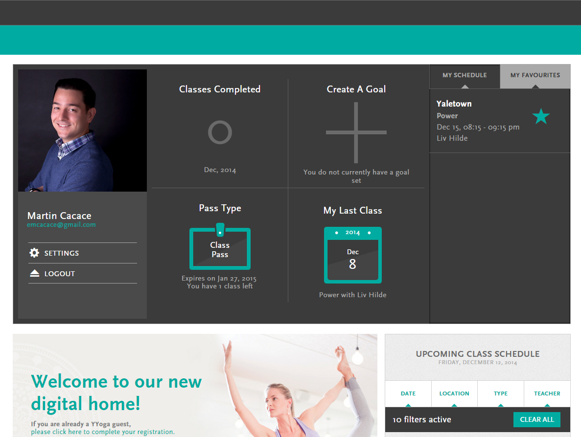 yyoga-customer-portal